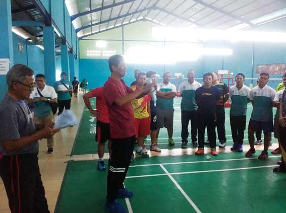 48 Pelatih Siap Kembangkan Bulutangkis