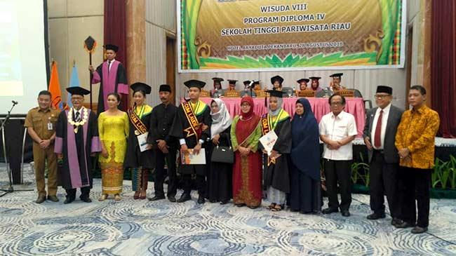 Riau Potensial sebagai Daerah Pariwisata