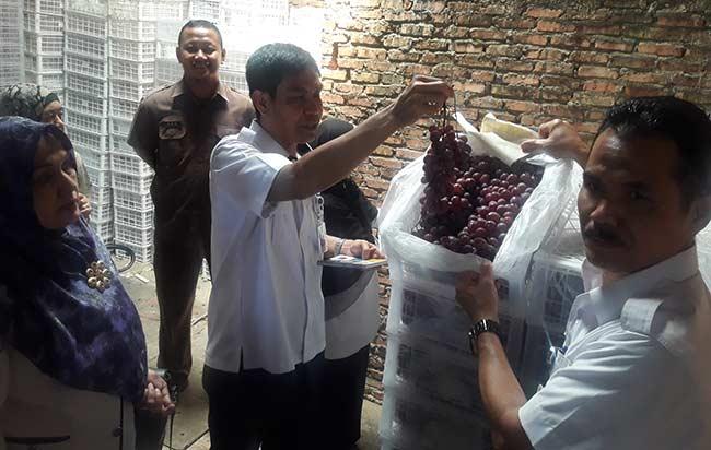 Tak Urus Izin, Distributor Anggur Bakal Ditutup