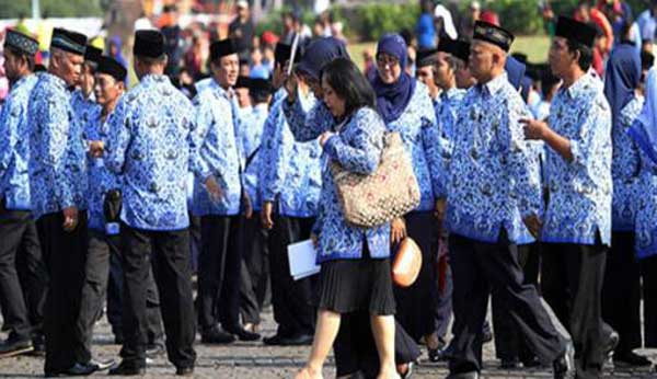 94,7 Persen ASN Menolak Ide Jokowi, Pindah Ibu Kota Negara