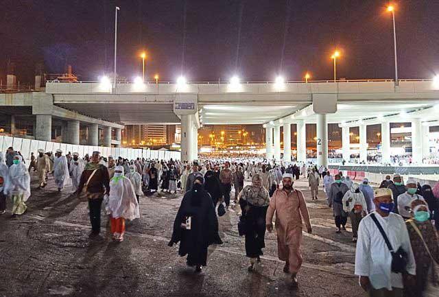 Jumlah Total Jamaah Haji Capai 2,4 Juta Lebih, Naik 4,96 Persen