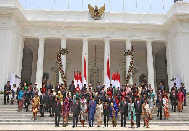 Rambu-Rambu Kabinet Jokowi: Tidak Ada Misi Menteri, yang Ada Misi Presiden dan Wapres