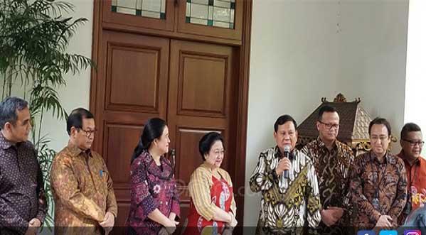 Megawati: Politik Nasi Goreng Ternyata Ampuh
