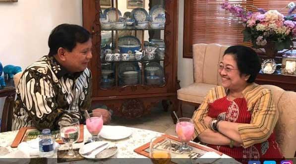 Silaturahmi politik, Prabowo Akan hadir di Kongres PDIP
