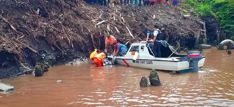 Warga Temukan Mayat Pria di Sungai Siak