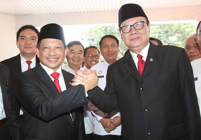 Budaya Feodal di Kemendagri, Tito Janji akan Mengubahnya