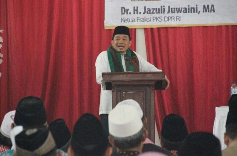 PKS Undang Ormas Islam ke DPR