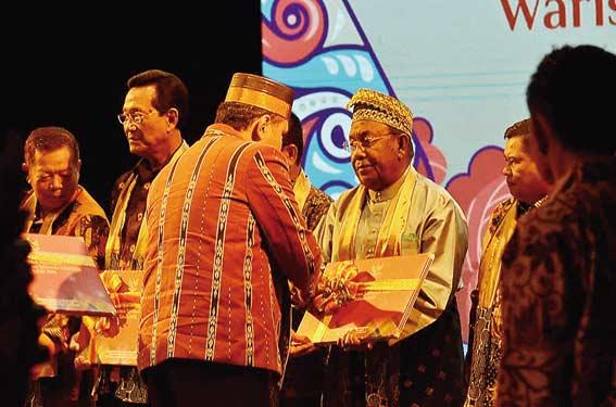 14 Warisan Budaya Riau Dapat Pengakuan