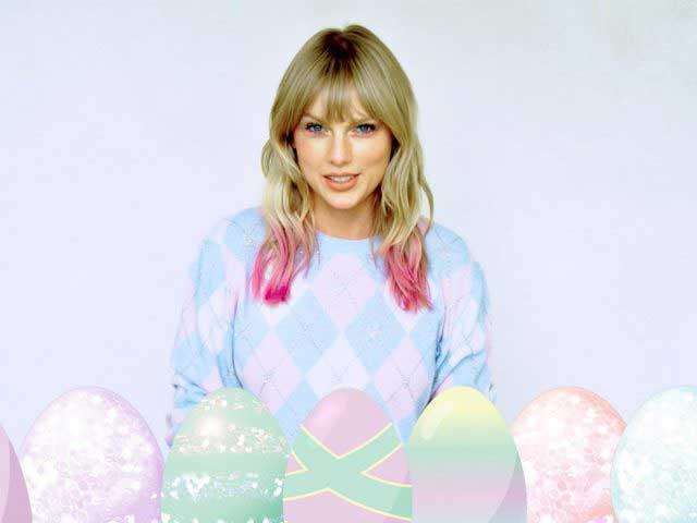 Begitu Bahagia, Aksi Taylor Swift dalam Klip Video Lover
