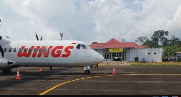 Wings Air Bakal Terbangi Anambas dari Tanjungpinang dan Batam Setiap Hari