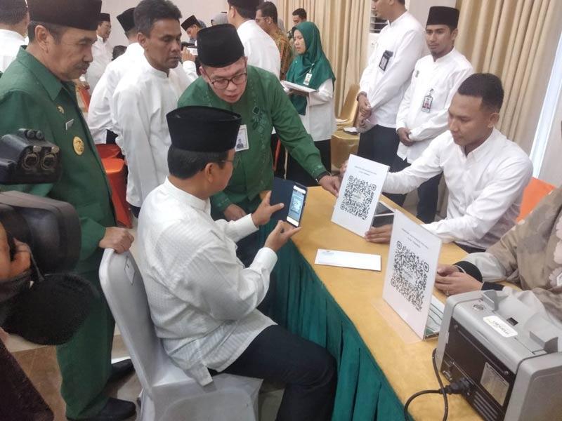 BSM Permudah Zakat Nasabah dengan QR Pay