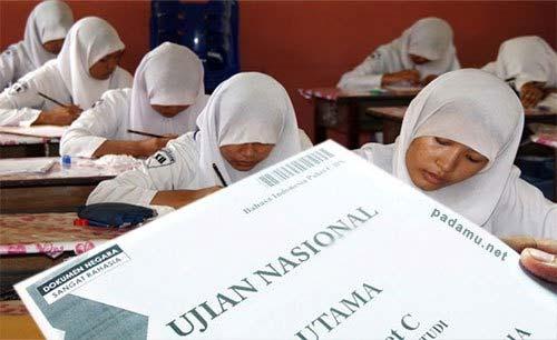 Resmi, UN untuk SD, SMP, dan SMA Ditiadakan