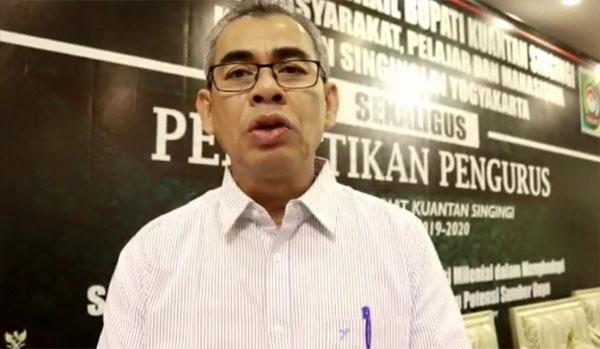 Bupati Kuansing: Sekolah Diliburkan Hingga 30 Maret