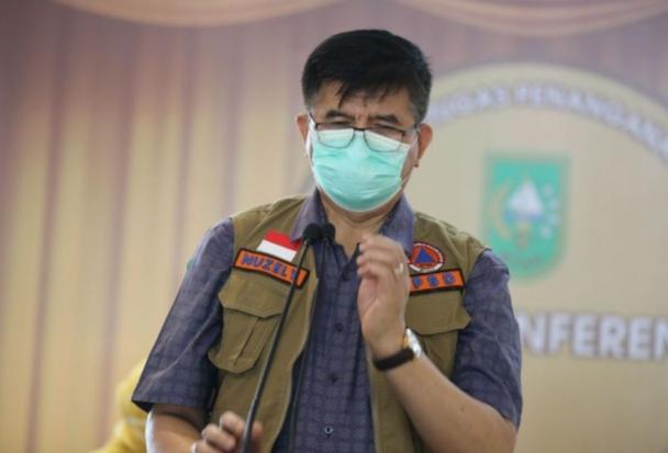 RSUD Arifin Achmad Tak Lagi Rawat Pasien Positif Corona