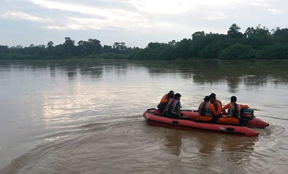 Sungai Kuantan Mulai Naik, Warga Diminta Waspada
