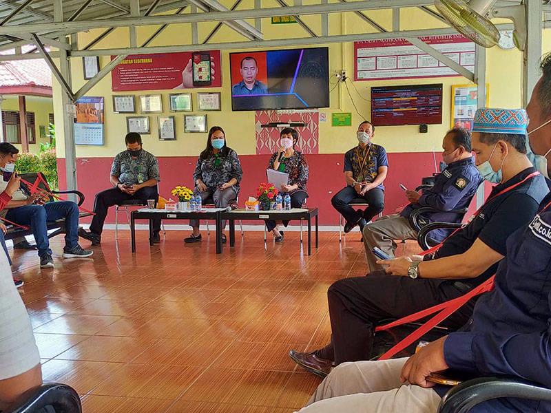Ketua PN Rengat Tanggapi Putusan Bebas Terdakwa Narkotika