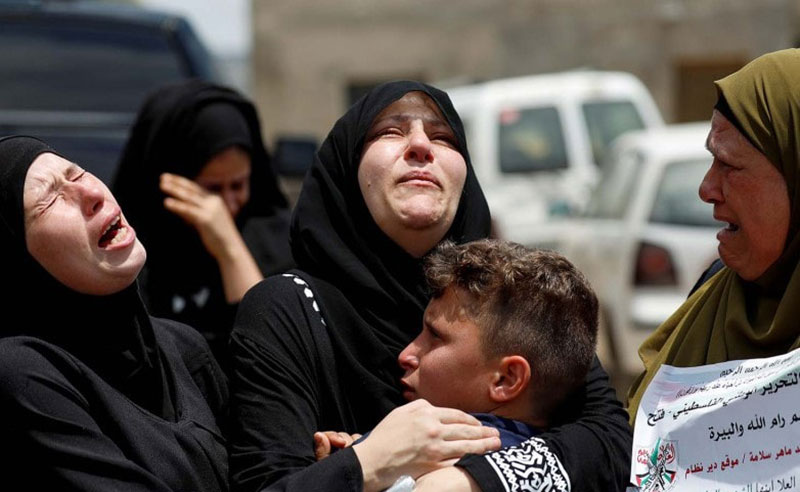 Pasukan Israel Tembak Mati Anak Palestina 12 tahun