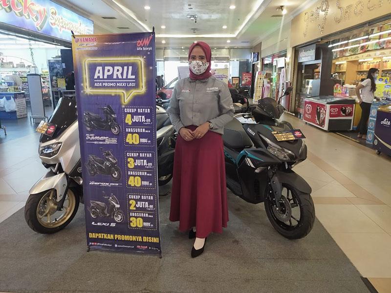 Maxi Exhibition Hadir di Mal Pekanbaru