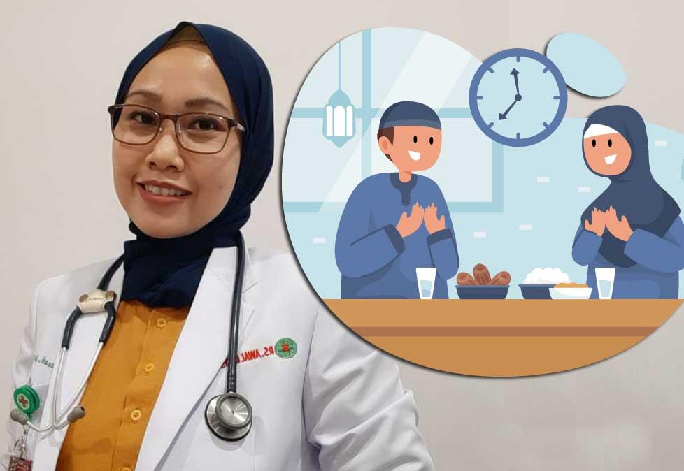 Pola Makan Sehat selama Puasa Ramadan