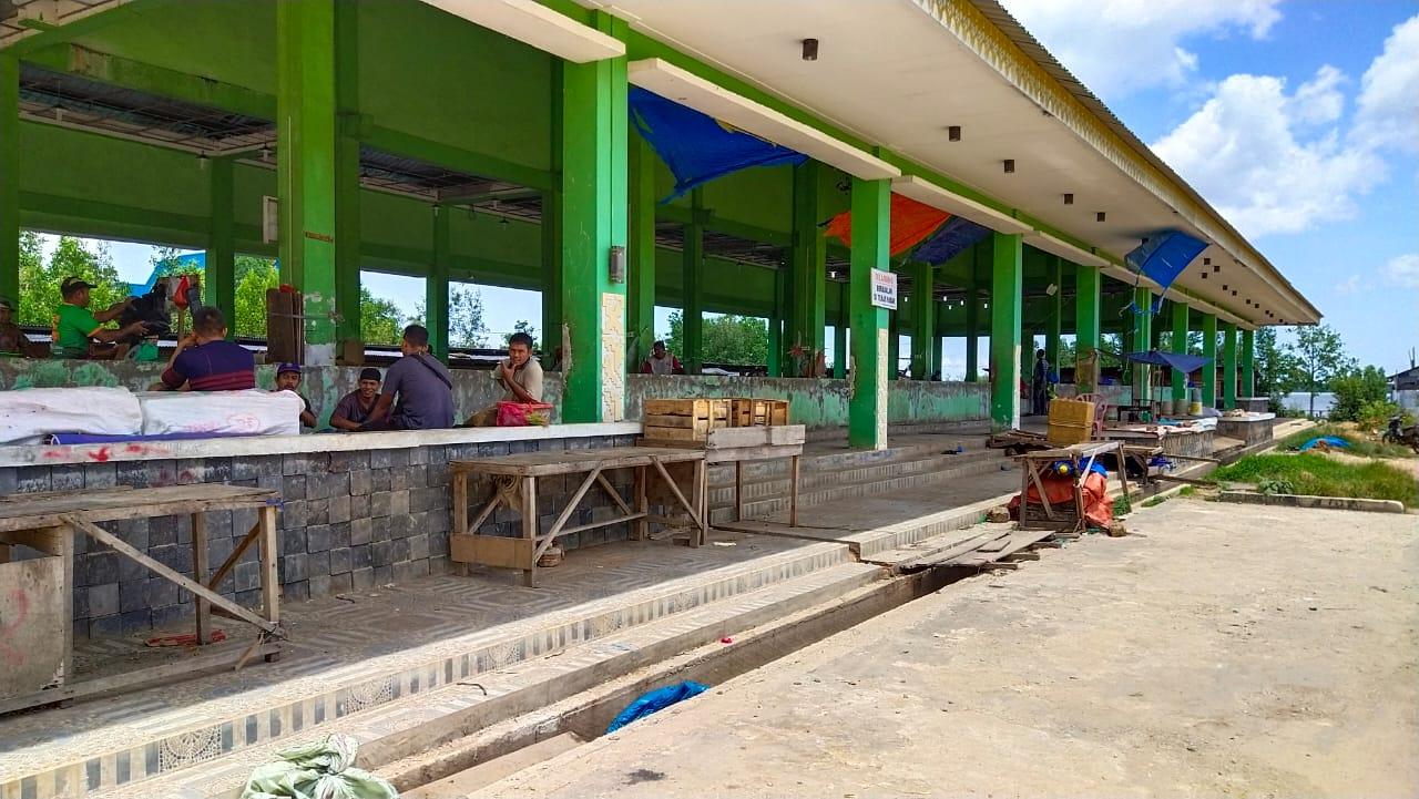 Pasar Meranti Tutup, Disperindag: Tidak Benar, Itu Hoax