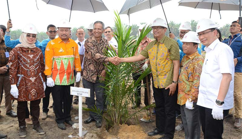 Harapan baru bagi petani Riau untuk hidup lebih sejahtera