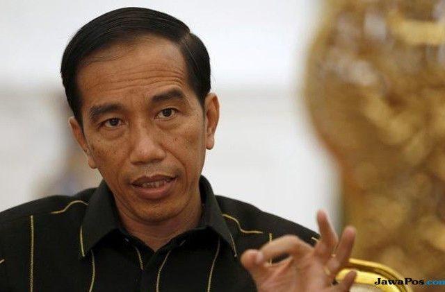 Jokowi Sebut Lockdown Berpotensi Mematikan Ekonomi
