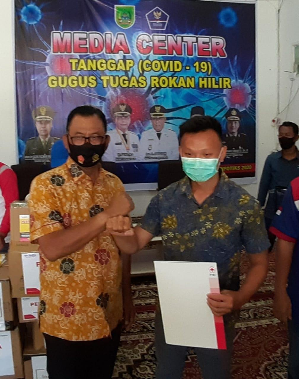 Sindir Perusahaan Tak Peduli Corona di Rohil, Suyatno: Mudah-Mudahan Jaya Selalu