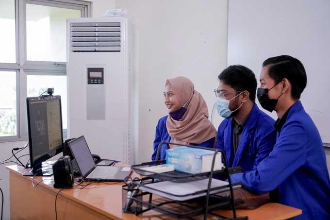 10 Tim PCR Berlaga di Babak Final KMIPN 2
