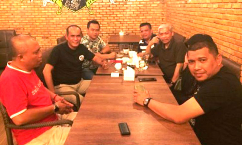 Balon Wako Batam Candra Ibrahim Intens Dekati PKB
