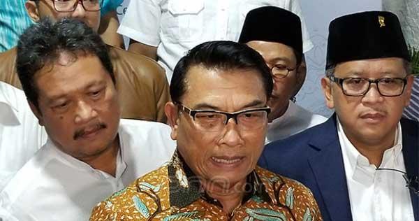 Erick Thohir Kumpulkan Para Sekjen Partai Koalisi Jokowi - Ma'ruf