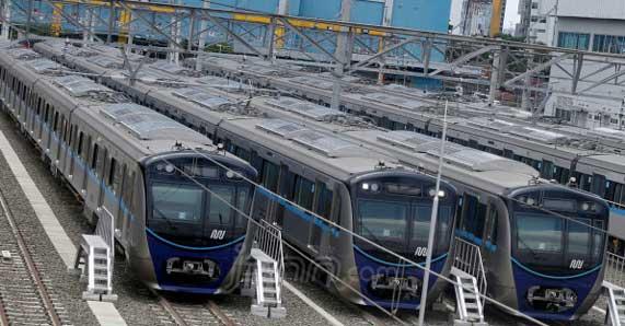 Fahri Hamzah Curiga, Tarif MRT Jakarta Akan Mahal