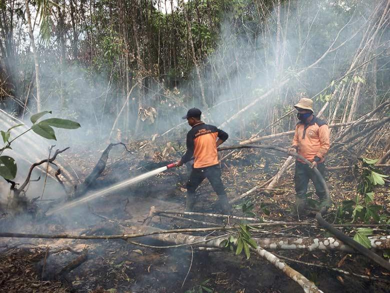 BPPT Fokus Hujan Buatan, Optimis Hot Spot Menurun Dratis