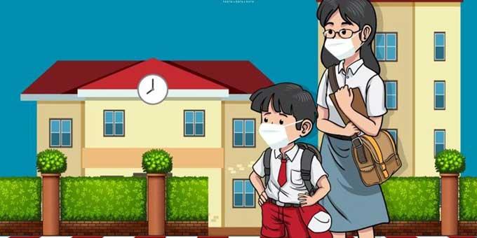 Sekolah Tatap Muka di Pekanbaru Kembali Dibuka