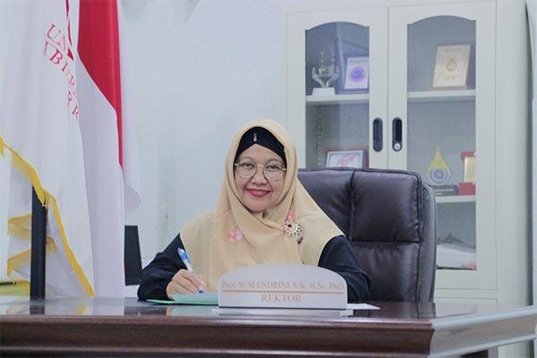 Rektor Univrab Ikut Tim Peneliti Internasional Covid-19