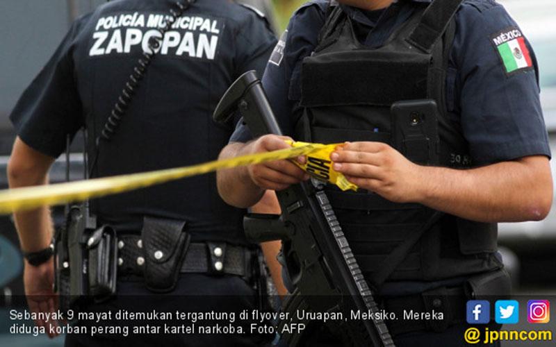 Dua Kelompok Pembunuh Bayaran Baku Tembak