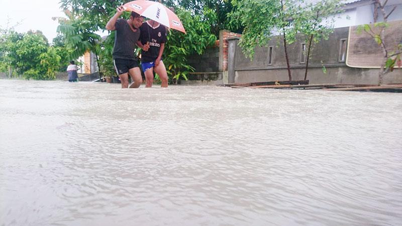 Sudah Langganan Banjir