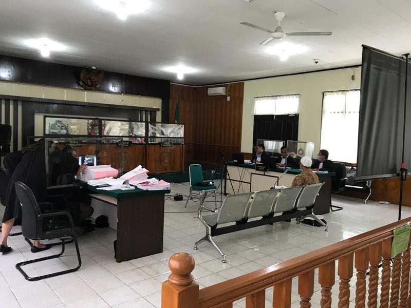 Mantan Sekretaris BPKAD Mangkir Jadi Saksi