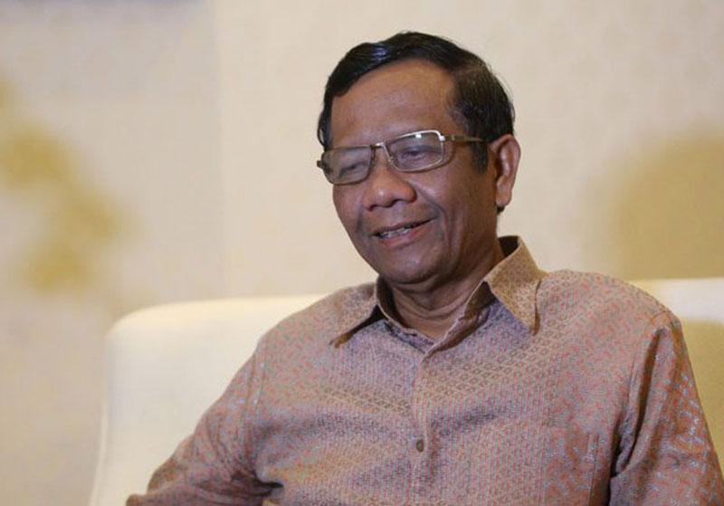 Mahfud Sebut Jurnalis Mongabay Sudah Dibebaskan