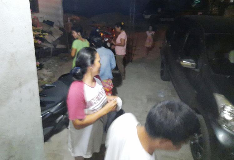 Warga Protes ke Rumah Anggota DPRD Pekanbaru, RT/RW Dituding Bermain