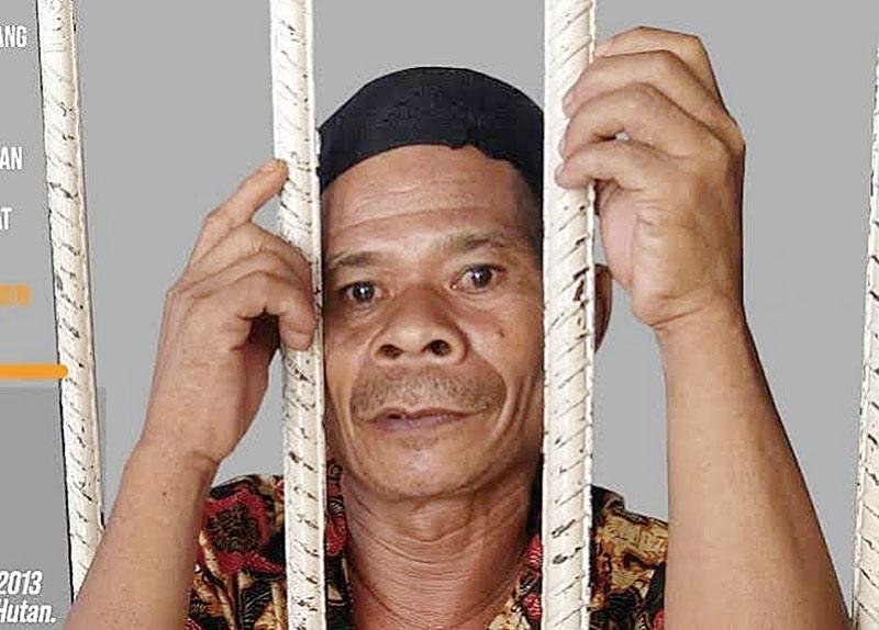 Kecewa Bongku Divonis 1 Tahun