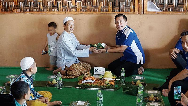 Dafam Hotel Management Berbagi ke Panti Asuhan