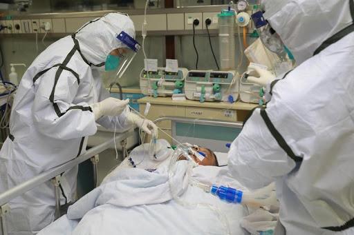 Pasien Covid-19 dengan Penyakit Komorbit Susah Disembuhkan
