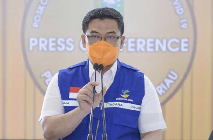 Menkes Setujui PSBB Lima Daerah di Riau