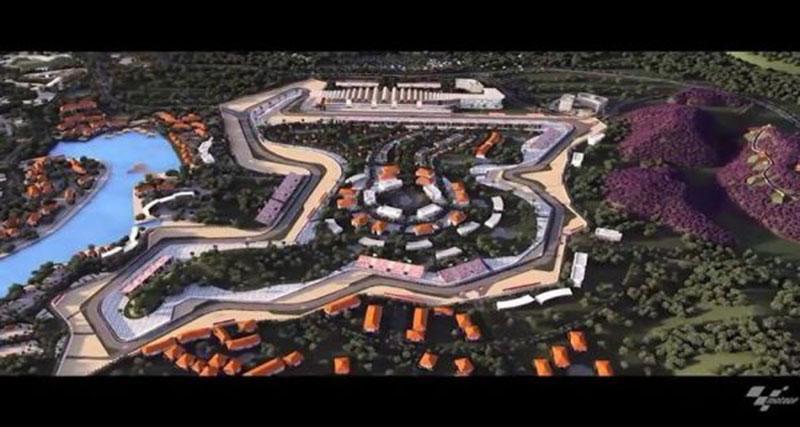 11-13 Februari 2022, Tes Pramusim MotoGP di Sirkuit Mandalika NTB