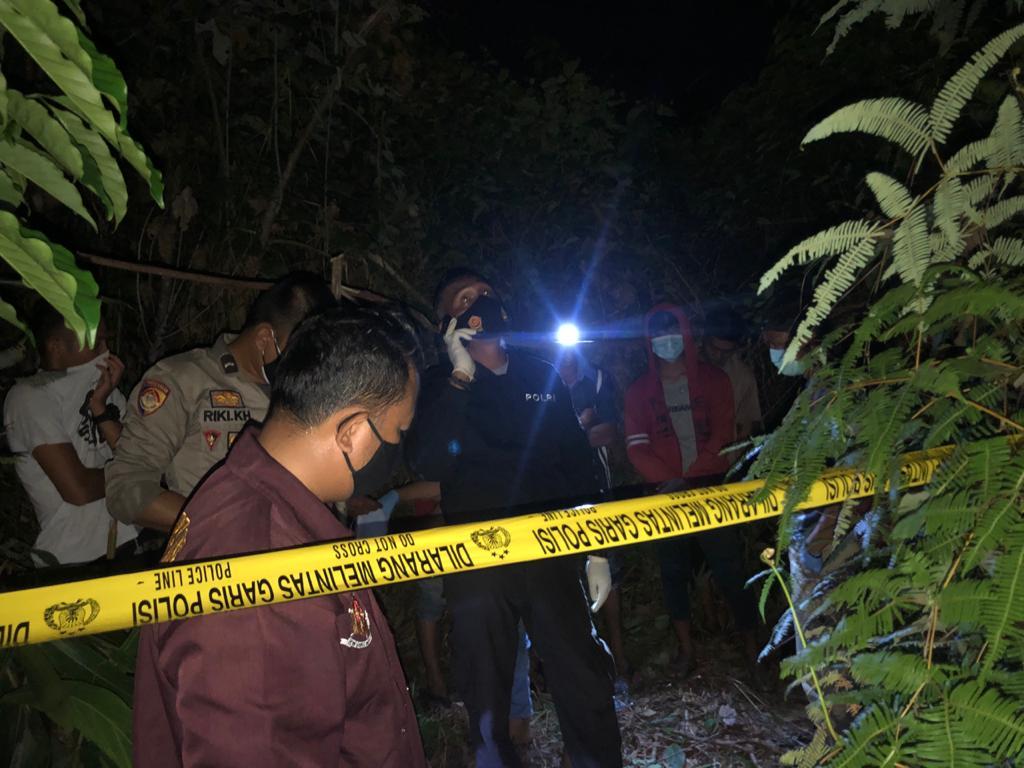 Hilang Lima Hari, Ismail Ditemukan Membusuk di Kebun Karet