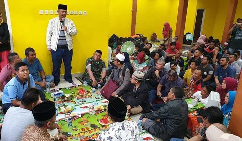 Wakil Gubernur Sumbar Jemput Perantau Minang