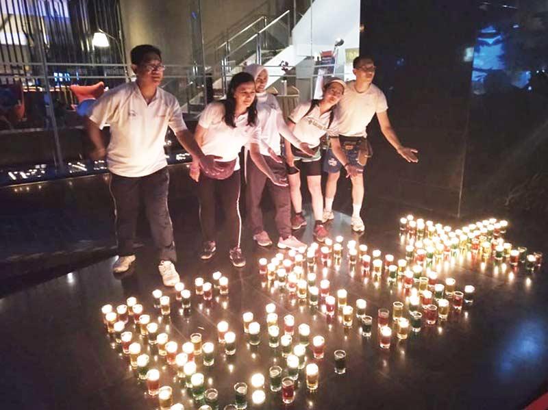 Meriahkan Earth Hour dengan Night Run