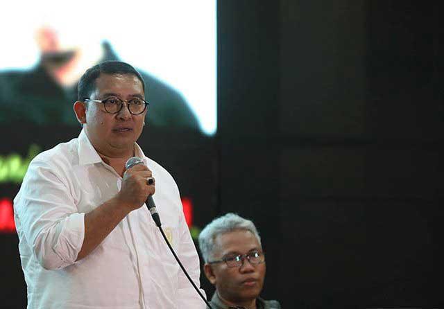 Fadli Zon Nilai Tak Efisien Presiden dan Wapres Rekrut Stafsus, Makin Gemuk Kabinet
