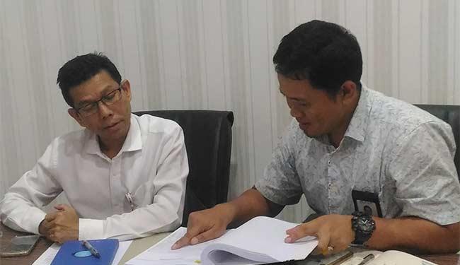 Ombudsman Riau Datangi Kantor PLN