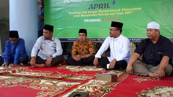 Mahasiswa Harus Siap Menghadapi Riau 4.0